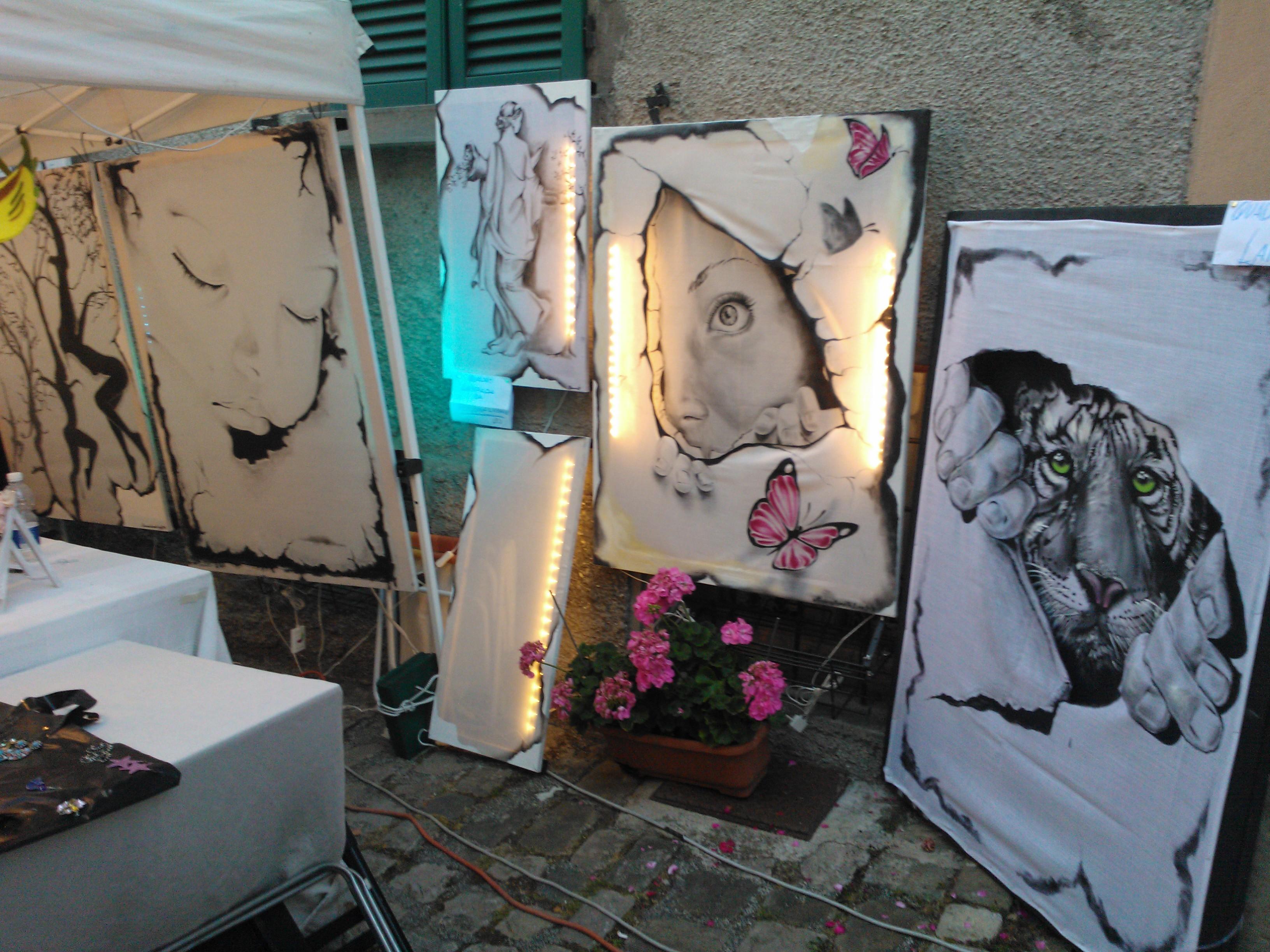 Artisti in Piazza - Pennabilli