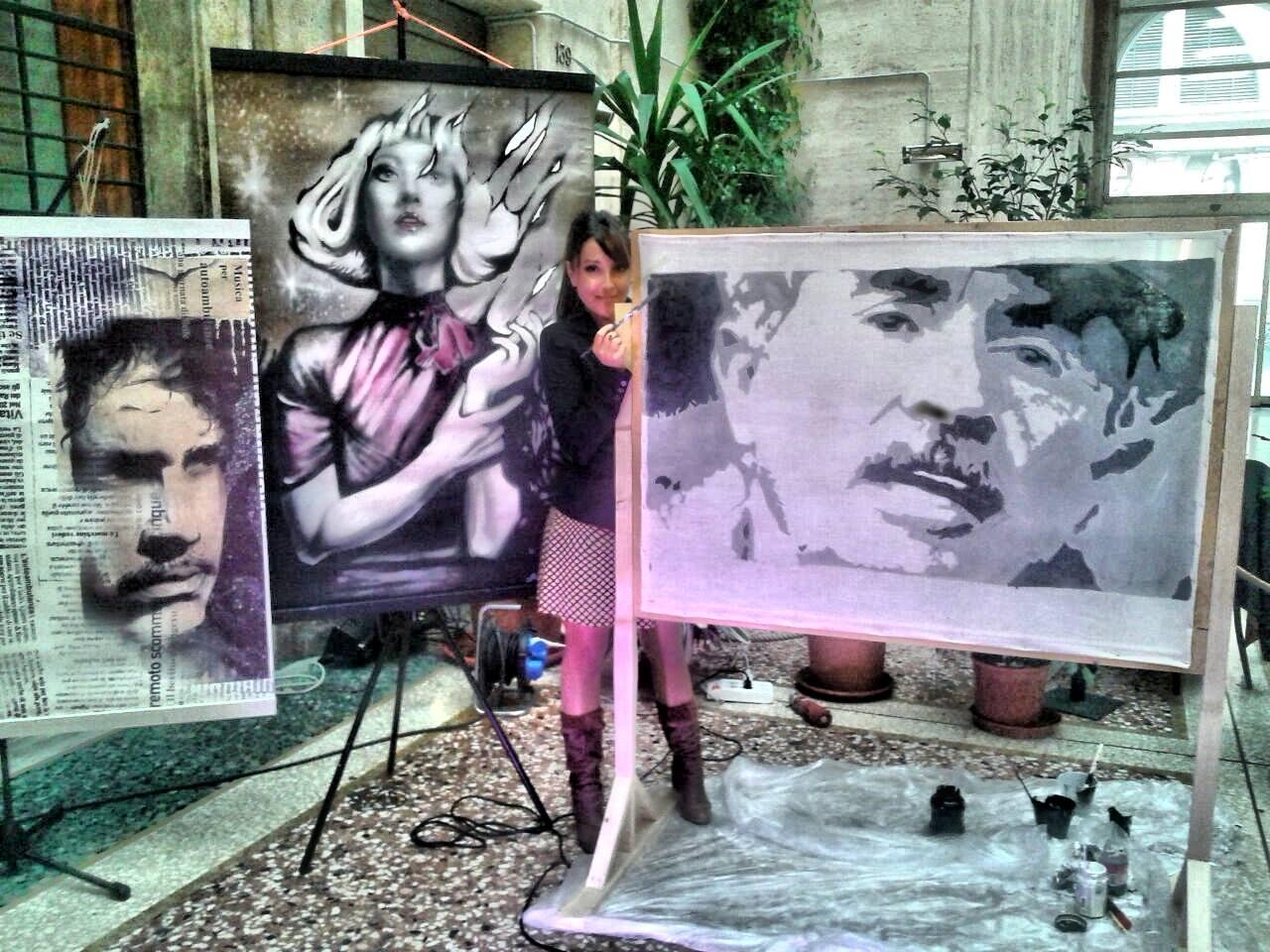 Esposizione di Pittura e Scultura Contemporanea dedicata agli Artisti della nostra Regione - 8/10/2016 - Imola